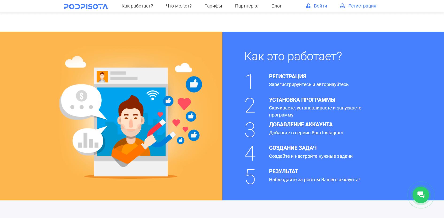 сервисы по накрутке подписчиков в инстаграм